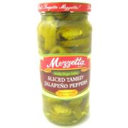 Mezzetta Sliced Tamed Jalapeno Peppers - 425g